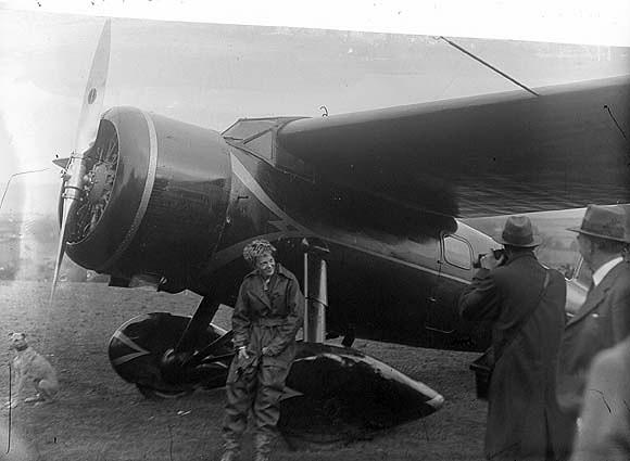 Amelia Earhart, Zonta Club Taranto ricorda la prima donna che sorvolò l'oceano