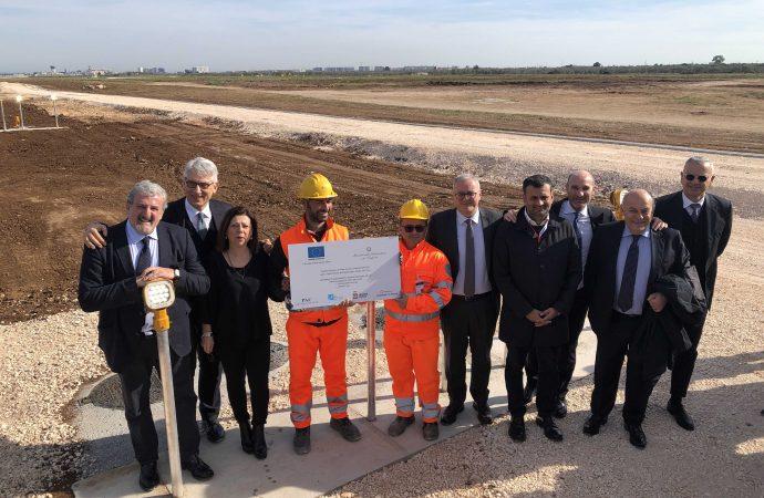 Anche l'aeroporto di Bari ha la pista da 3mila metri