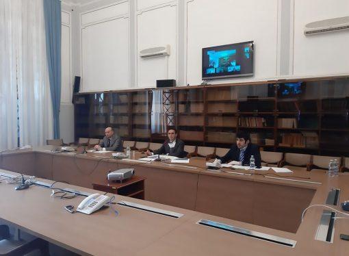 Il Tavolo istituzionale per Taranto al tempo del coronavirus