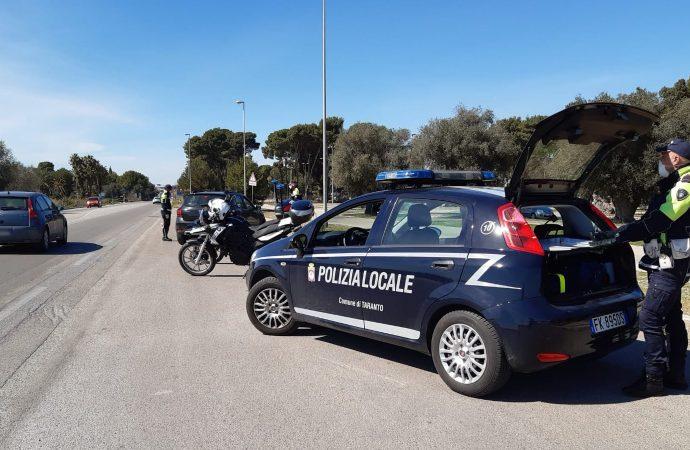 Taranto, denunce e controlli: troppa gente ancora non ha capito….