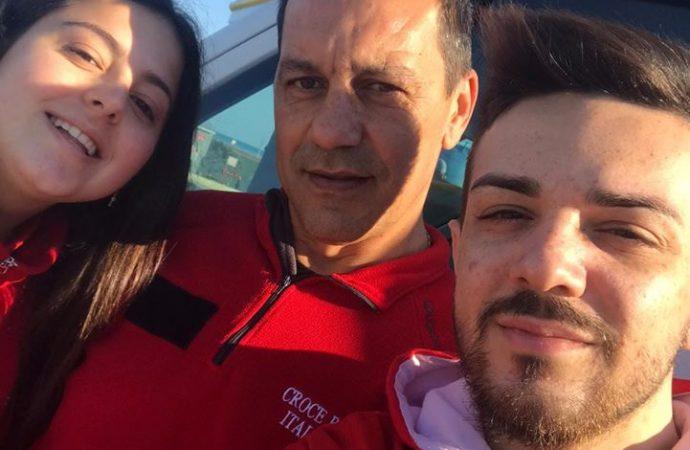Il cuore grande dei tarantini: tre volontari Croce Rossa raggiungono la Lombardia