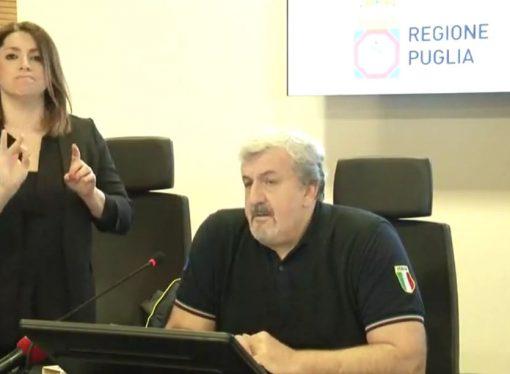Coronavirus,Emiliano chiede un'inchiesta della Procura sull'ospedale di Castellaneta