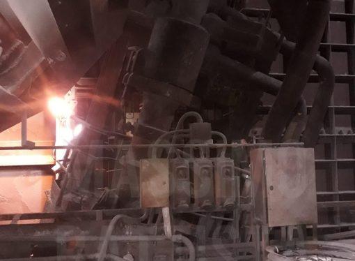 Taranto, cade un carrello in Acciaieria/1. Paura al centro siderurgico