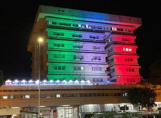 81 ricoverati nell'ospedale Covid di Taranto