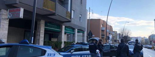 Covid, a spasso senza motivo. Controlli e denunce della Polizia a Taranto