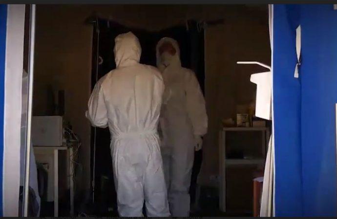 Asl Taranto, le misure in campo contro il virus: guarda il video