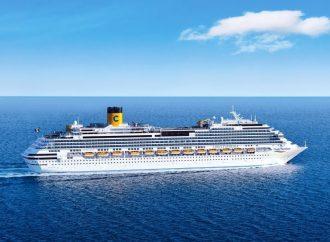 Domani l'arrivo a Taranto di Costa Favolosa. 700 persone di equipaggio da controllare