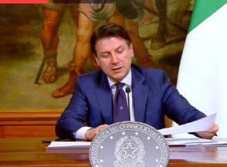 Covid, Italia 'socchiusa' per un mese