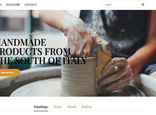 Due giovani imprenditrici  promuovono gli artisti di Grottaglie in Europa