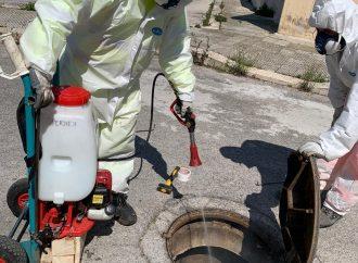 Sanificazione reti fognarie, il calendario degli interventi Aqp in provincia di Taranto