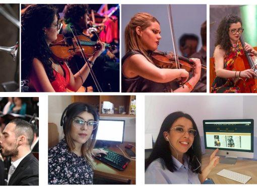 Magna Grecia, concerto per videochiamata