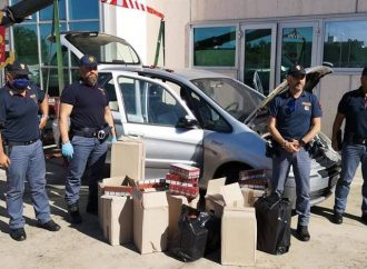 Taranto, di nuovo in circolazione le sigarette di contrabbando