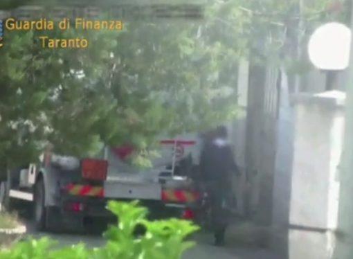 Gdf Taranto, frode del gasolio agricolo: arresti e maxi sequestro per 6,7 milioni