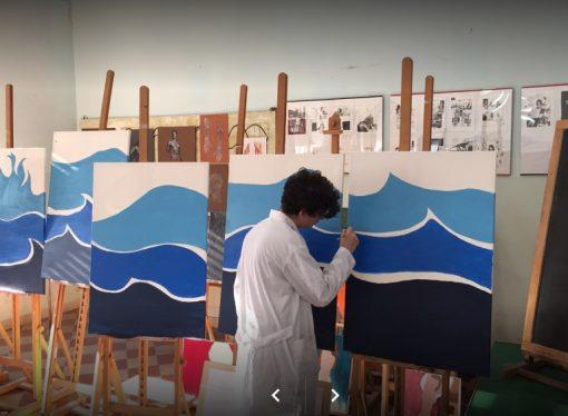 Taranto, premi e riconoscimenti per gli studenti del Liceo Artistico Calò