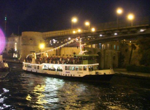Tornano le idrovie, i collegamenti tra Taranto e le isole. Ripartono anche le escursioni