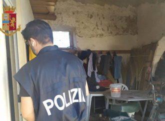 Pastori extracomunitari sfruttati in una masseria alle porte di Taranto