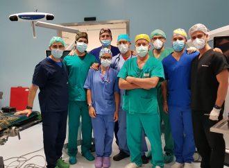 Taranto, al SS. Annunziata eseguita biopsia cerebrale a paziente sveglio