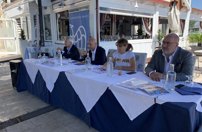 Taranto, turismo sicuro. La proposta di Confindustria per rilanciare il settore