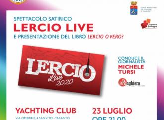 """Vero o Lercio? Satira e risate allo Yachting club di Taranto <span class=""""dashicons dashicons-calendar""""></span>"""