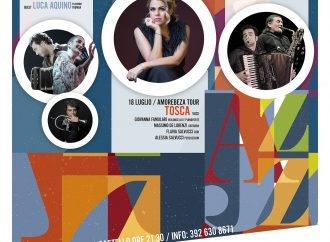 "Taranto Jazz Festival, Tosca alla prima edizione <span class=""dashicons dashicons-calendar""></span>"