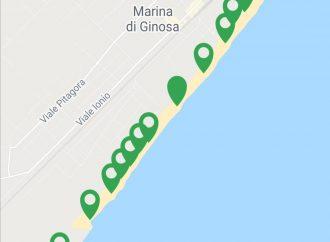 Marina di Ginosa, ecco l'app per il monitoraggio delle spiagge pubbliche
