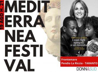 """""""I miei figli spiegati a un razzista"""", la Nobile al Mediterranea Festival"""