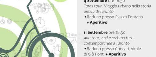 """BIKES, esplorazioni urbane in bicicletta per scoprire le bellezze di Taranto <span class=""""dashicons dashicons-calendar""""></span>"""