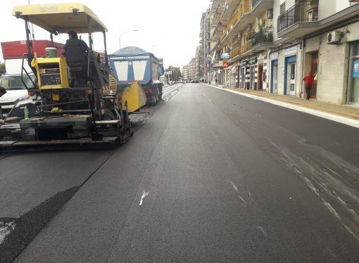Passerà il Giro, occhio ai divieti: cantieri stradali a Taranto