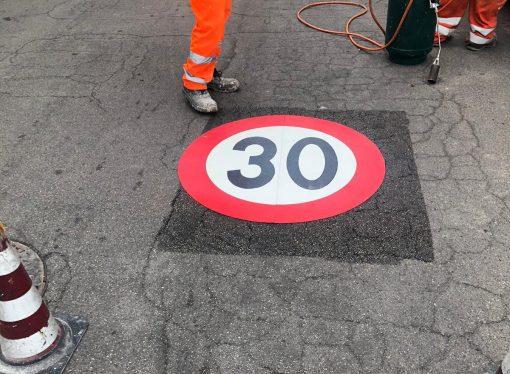Taranto, 'zone 30' per la sicurezza di ciclisti e pedoni: ecco dove