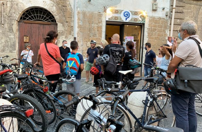 Torna BIKES, tour su due ruote tra miti ed eroi della Taranto antica