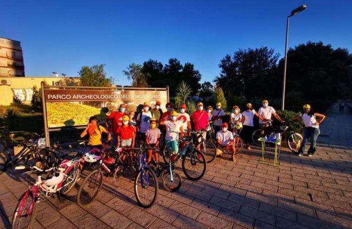 BIKES, viaggio in bicicletta nella bellezza di Taranto. Una formula che piace