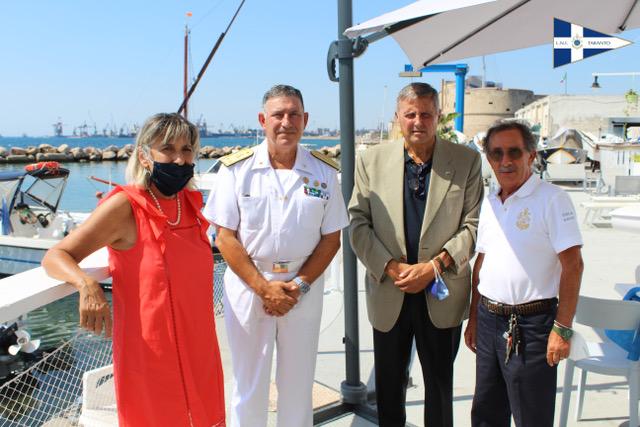 Taranto, la Lega Navale rilancia l'impegno per la cultura del mare