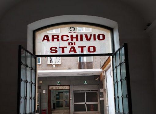 L'Archivio di Stato di Taranto apre al pubblico per due giorni