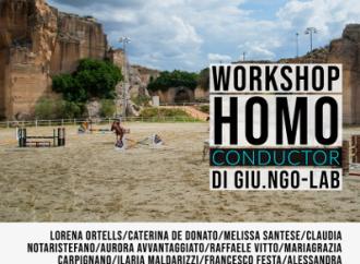 Homo conductor, arte a cielo aperto in provincia di Taranto