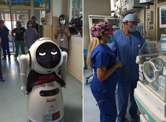 Taranto, due nuovi medici e un robot all'ospedale SS. Annunziata