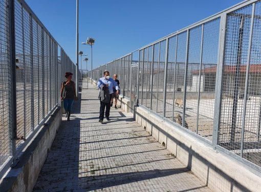 Taranto, lavori al canile di via Galeso. Consegna prevista a fine settembre