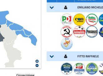 Elezioni Puglia, tutti i numeri collegio per collegio. Ecco i papabili consiglieri