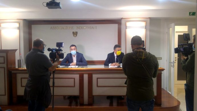Sicurezza sul lavoro, intesa tra Confindustria Taranto e Inail Puglia
