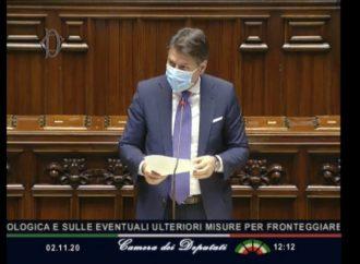 L'annuncio di Conte alla Camera: Italia divisa in tre fasce di rischio. Musei chiusi e di sera tutti a casa