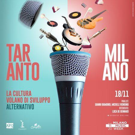 La Cultura è Sviluppo, Afo6 al Milano Music Week 2020