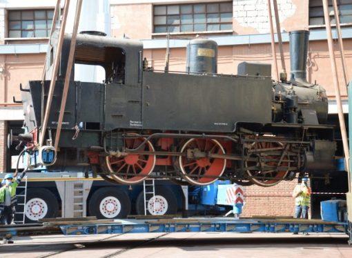 Quel treno sulla Circummarpiccolo che collegava l'Arsenale a Buffoluto (video)