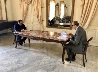 """Porto di Taranto, il sindaco Melucci chiede continuità. """"Riconferma per Prete"""""""