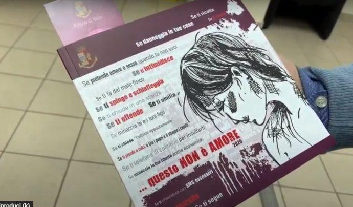Violenza sulle donne, Squadra Mobile di Taranto in prima linea nel contrasto e nella prevenzione