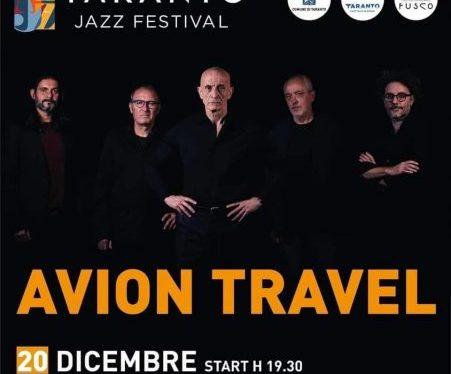 """Avion Travel, concerto in streaming dal Fusco di Taranto <span class=""""dashicons dashicons-calendar""""></span>"""