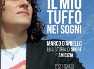 """Libri: """"Il mio tuffo nei sogni"""". Così il nuoto ha cambiato la vita di Marco D'Aniello"""