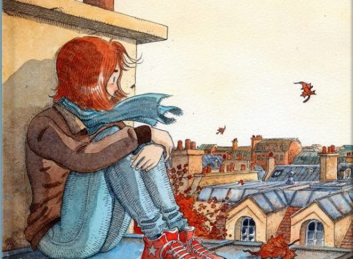"""Montmartre"", la graphic novel di due autori tarantini"
