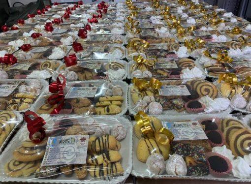 Crispiano, il Morante produce e dona i suoi dolci… per un sorriso in più