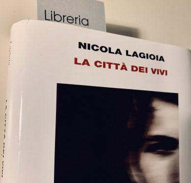 """""""La città dei vivi"""", Nicola Lagioia a Sipario, si legge"""