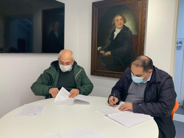 La biblioteca Paisiello nella Bibljorete della provincia di Taranto