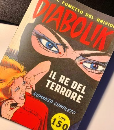Diabolik, film e ristampe. Evergreen del fumetto italiano